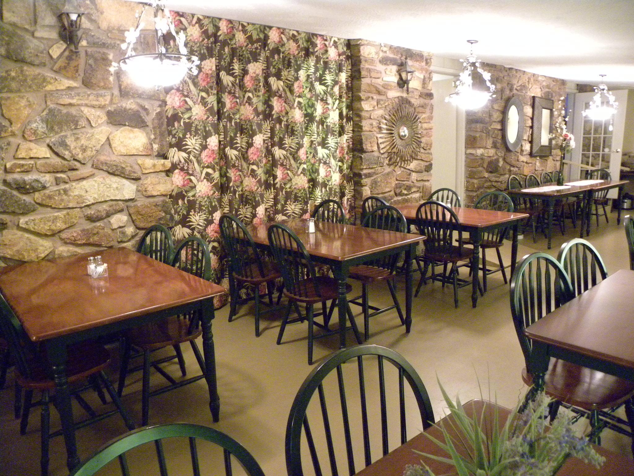Garden Tea Room Rogersville Mo
