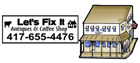 Let's Fix It Antiques & Coffee